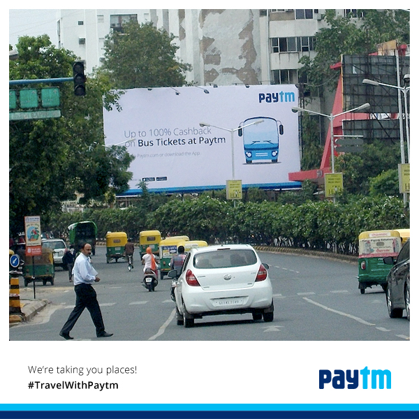 Paytm bus ticket coupons