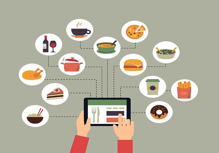 Is A Delivery Food App A Marketplace