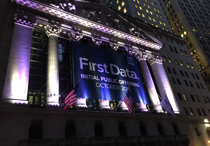 first data ipo First Data IPO To Disappoint? | PYMNTS.com