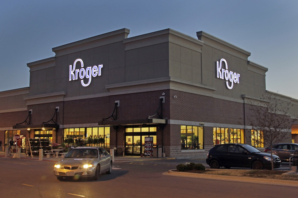 Is kroger mobile payment 39 s sleeping giant - Kroger mobel essen ...