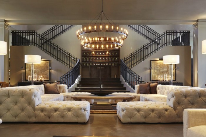 Restoration Hardware Goes Members Only For S