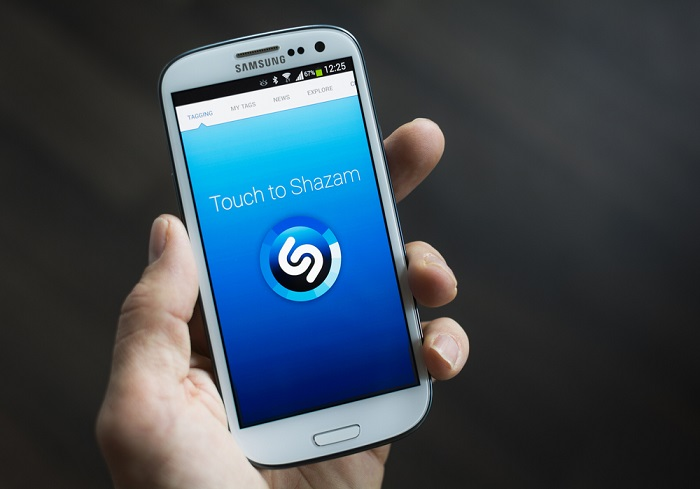 Apple acquiring music recognition app Shazam