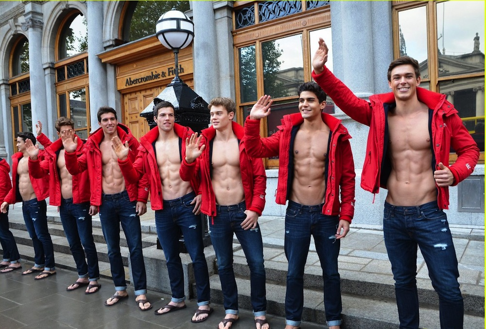 d0f1f6abe How Abercrombie & Fitch Is Bringing Unsexy Back (And Why It's Working)