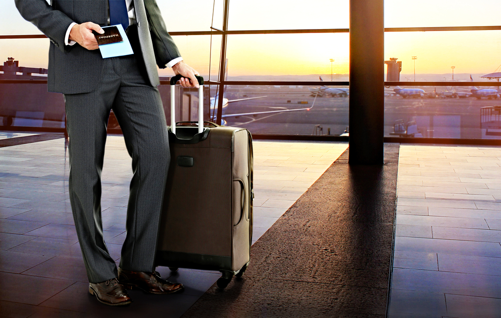 Corporate Travel, with an eye on calm