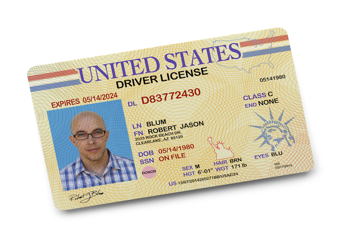 Illinois To Facially Track Driver's Licenses