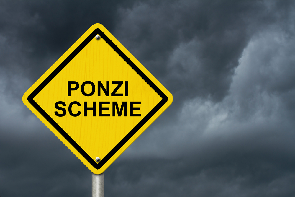 Ponzi scheme in Silicon Valley