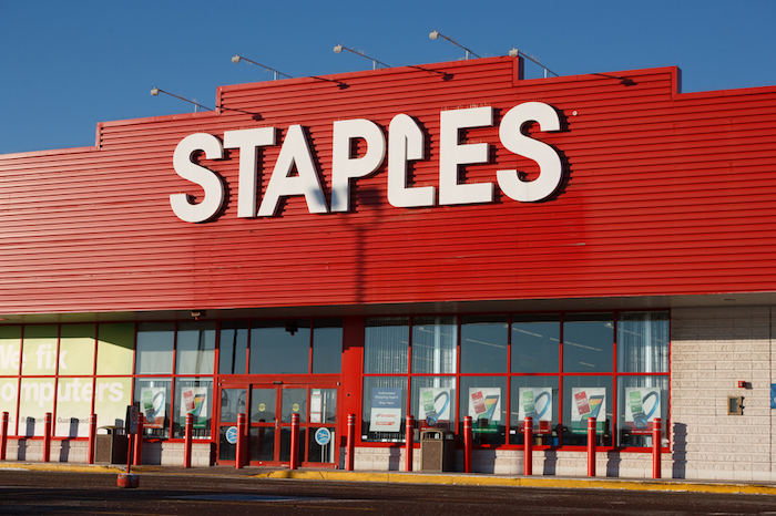 Staples, Office Depot Weigh Next Moves
