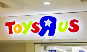 "Toys ""R"" Us has a new CIO."