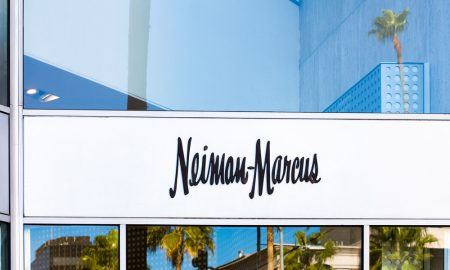 Neiman Marcus is struggling to keep its stores busy amidst a slowdown in apparel spending that started with an unusually cold season.