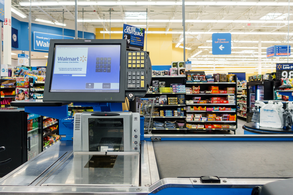 Walmart expects to see its sales improve by $45 billion to $60 billion over the next three years, said Walmart CEO Doug McMillion.