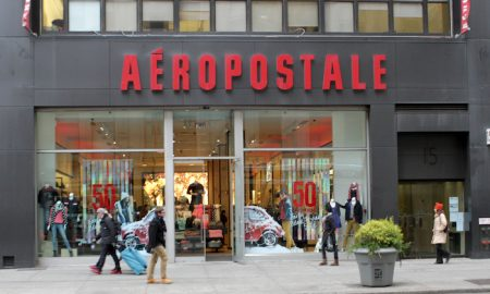 Why Aeropostale Closed