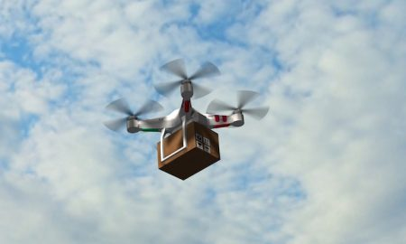 Amazon Loses Ground With Drones