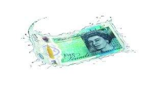 Bank of England New Fiver