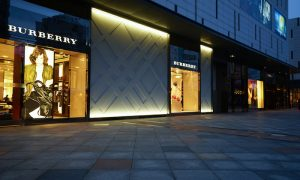 Burberry CEO Eats A Pay Cut