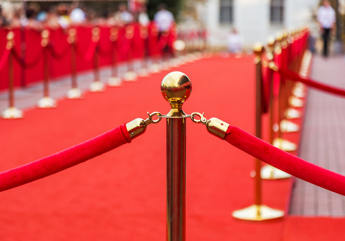 Red Carpets Are Now Retail Spaces