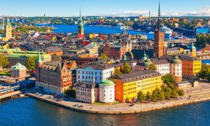 Stockholm Sweden Global Tech Center