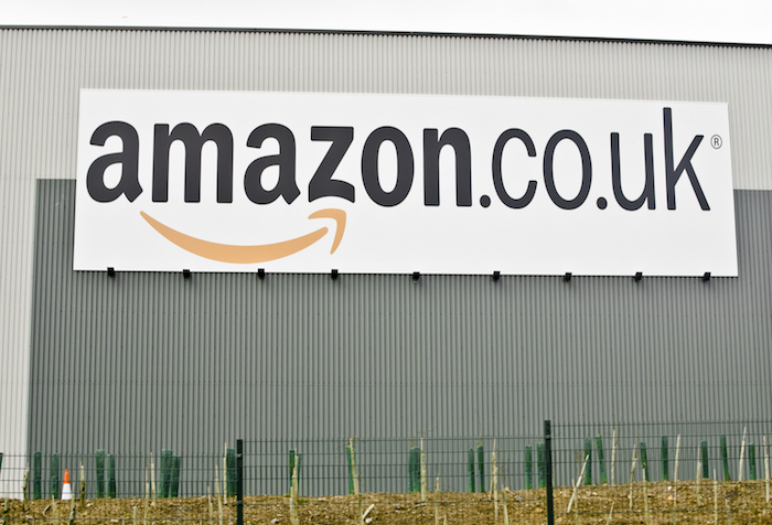 Amazon Untouched By Brexit