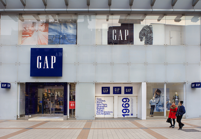 Gap's June Sales Surge
