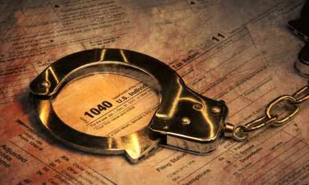 Sentencing For Massive Tax Fraud Scheme