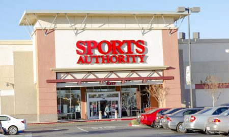 Sports Authority Still Being Sold