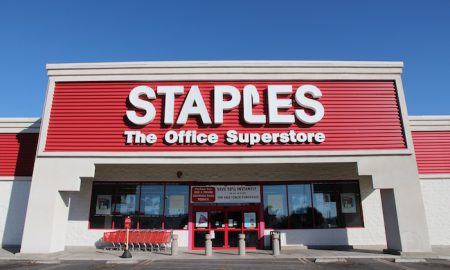 Staples Considering UK Exit