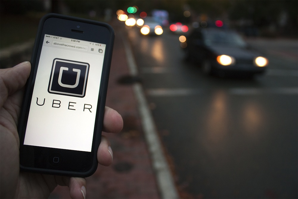 Uber Data Helps Lending Access