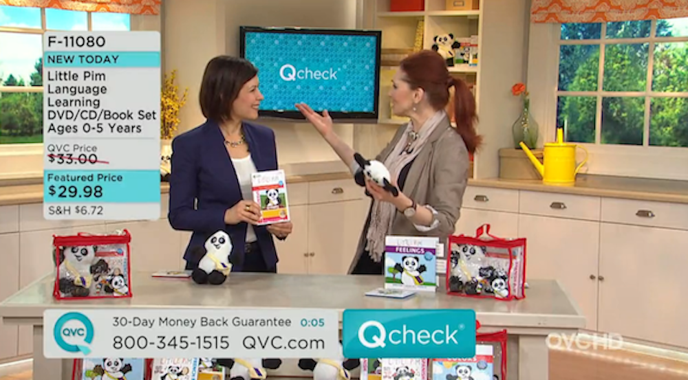 Qvc analysis of the cable shopping