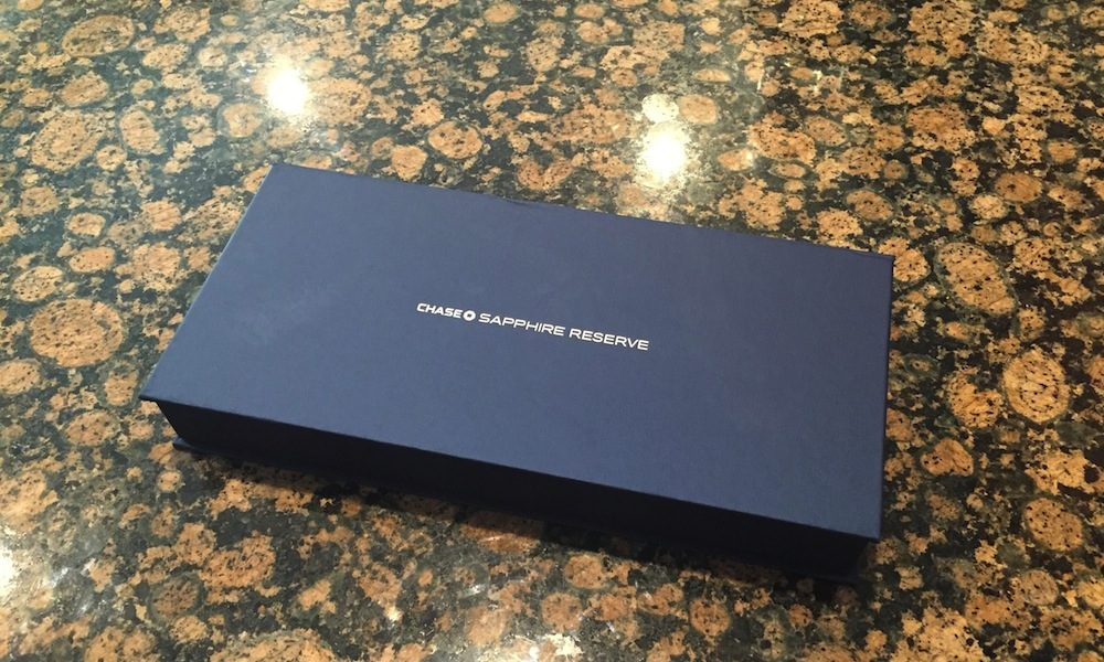Chase Dials Back Sapphire Reserve Card Perks