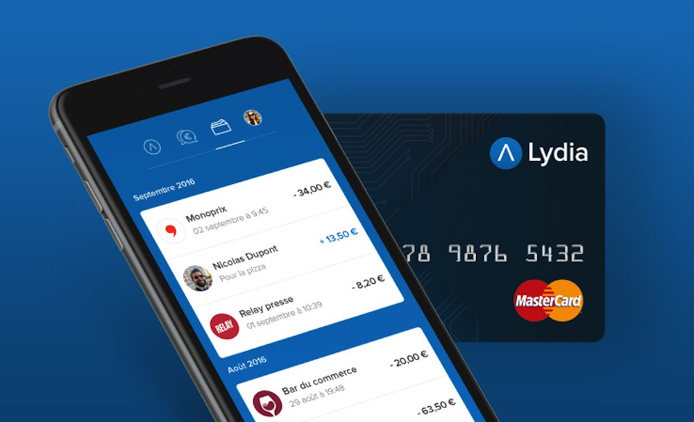 Carte Cdiscount Apple Pay.Lydia Is Latest Mobile Payments Startup Pymnts Com