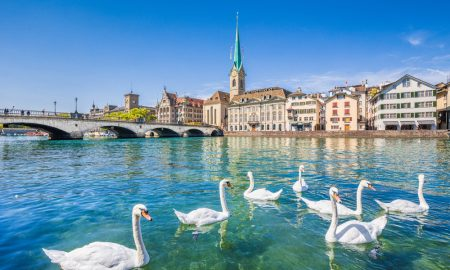 Zurich Switzerland FinTech Hub
