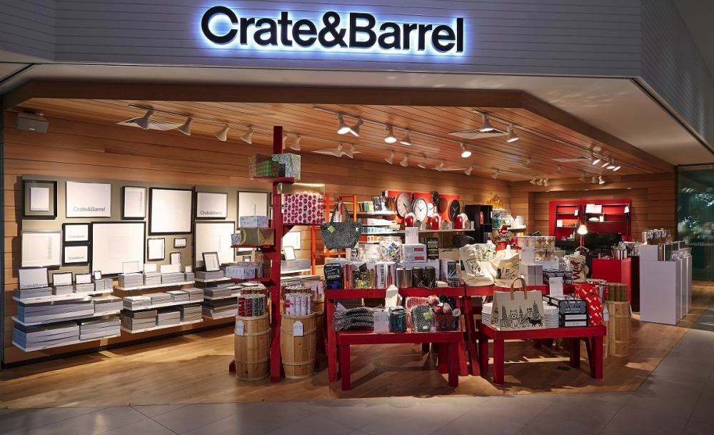 why crate and barrel turned to tablets. Black Bedroom Furniture Sets. Home Design Ideas