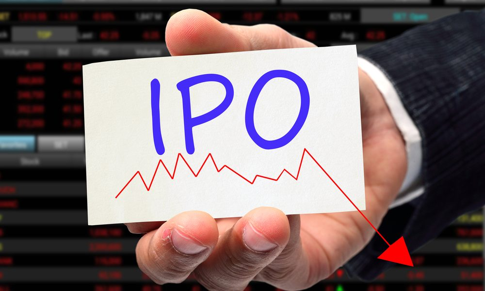 Conditions for an ipo