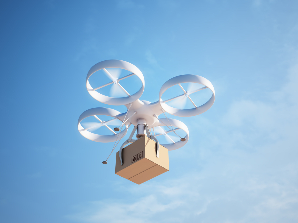 Amazon Testing Drone Delivery In UK Since 2015 | PYMNTS.com on