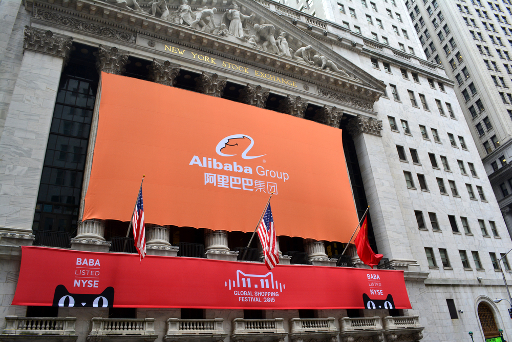 Alipay Dominates Alibaba Singles Day With 90% of Transactions