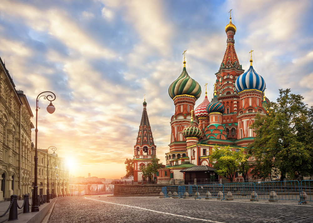 Moscow Tourism: Best of Moscow