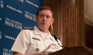 NSA Chief Discusses Cybersecurity