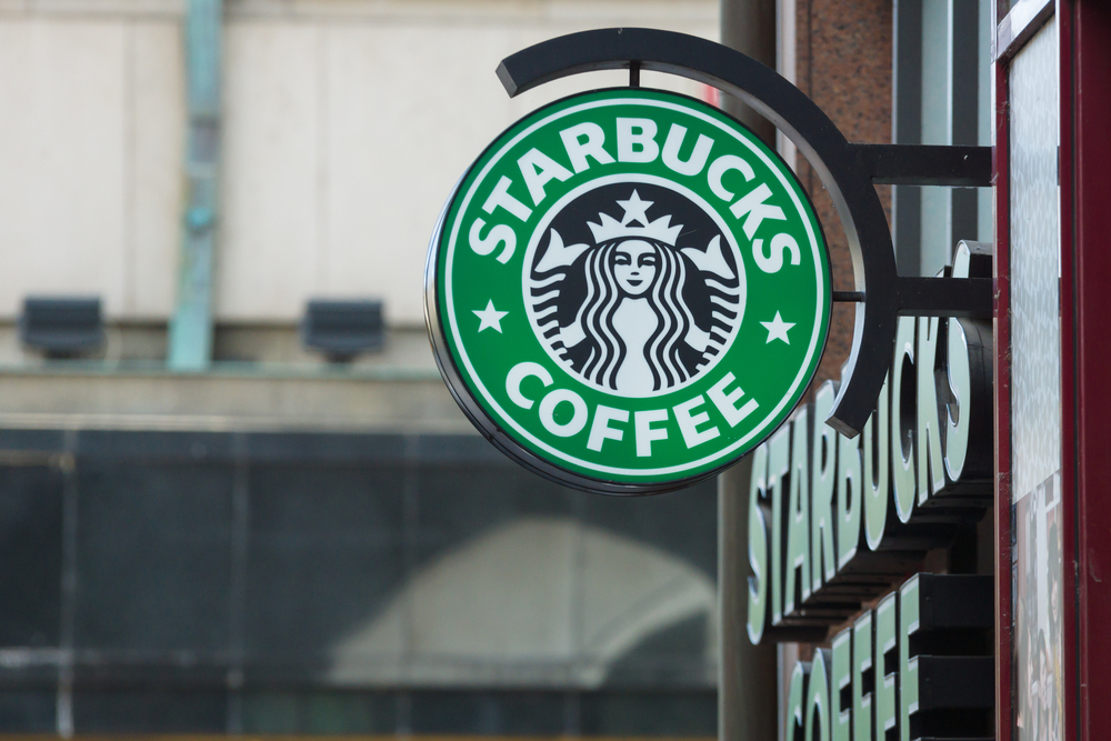 Starbucks Corp (NASDAQ:SBUX) Stock Price Up as Sentiment Improves
