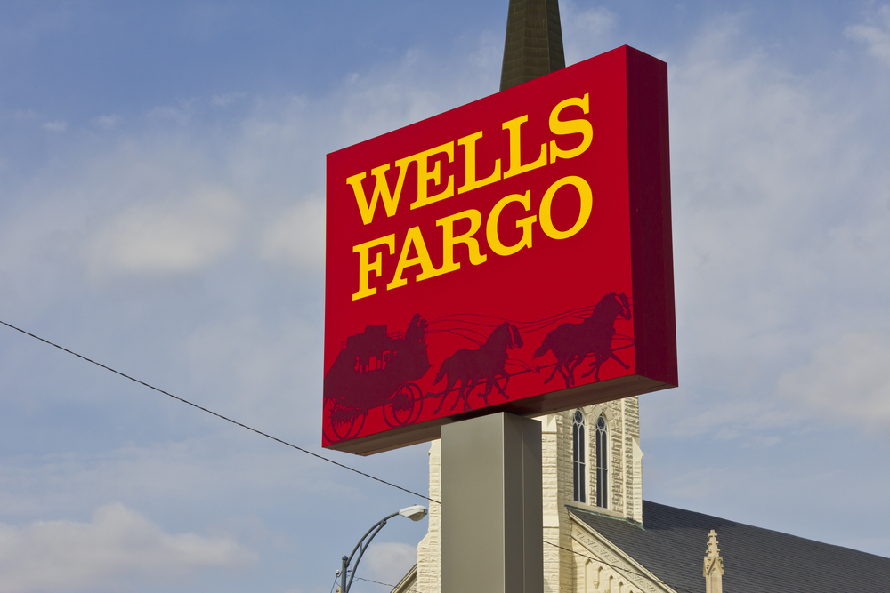 Traders Sell Shares of Wells Fargo & Company (WFC) on Strength