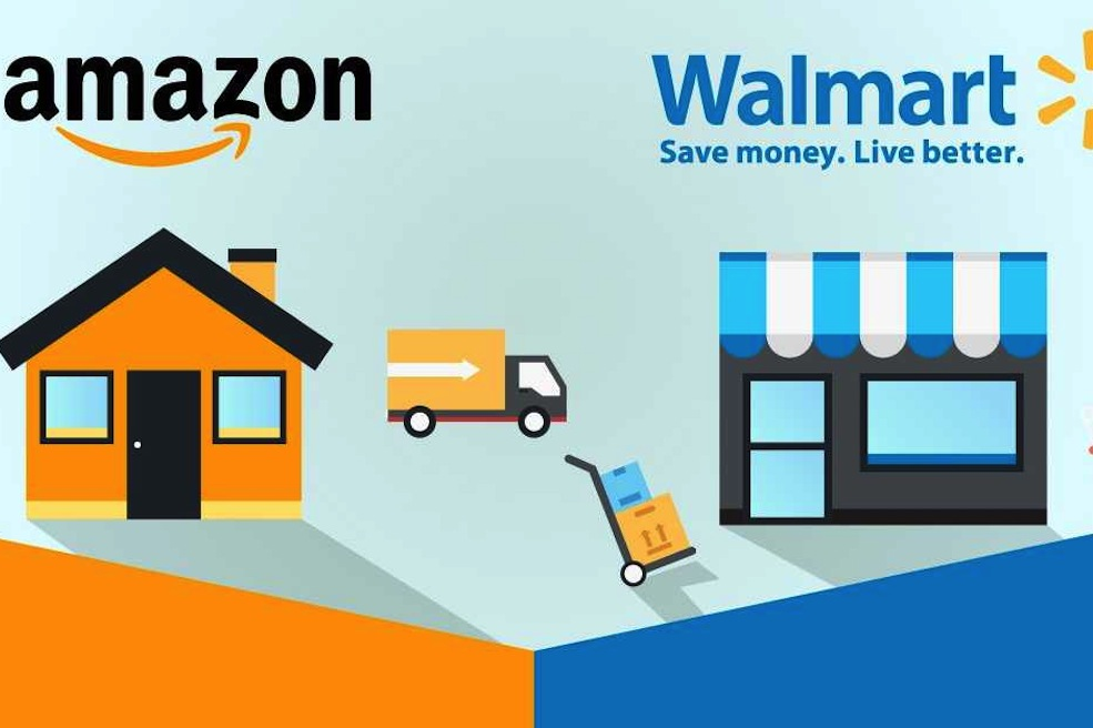amazon vs walmart case study answers Which are unique to walmartcom to amazoncom answer: when we compare walmartcom with amazoncom two of the biggest names in the industry are amazoncom and walmart, the latter of which has moved beyond its physical stores and begun to offer a variety of merchandise online  chapter 1& 2 module 1 wal-mart case study shannan haynes st.
