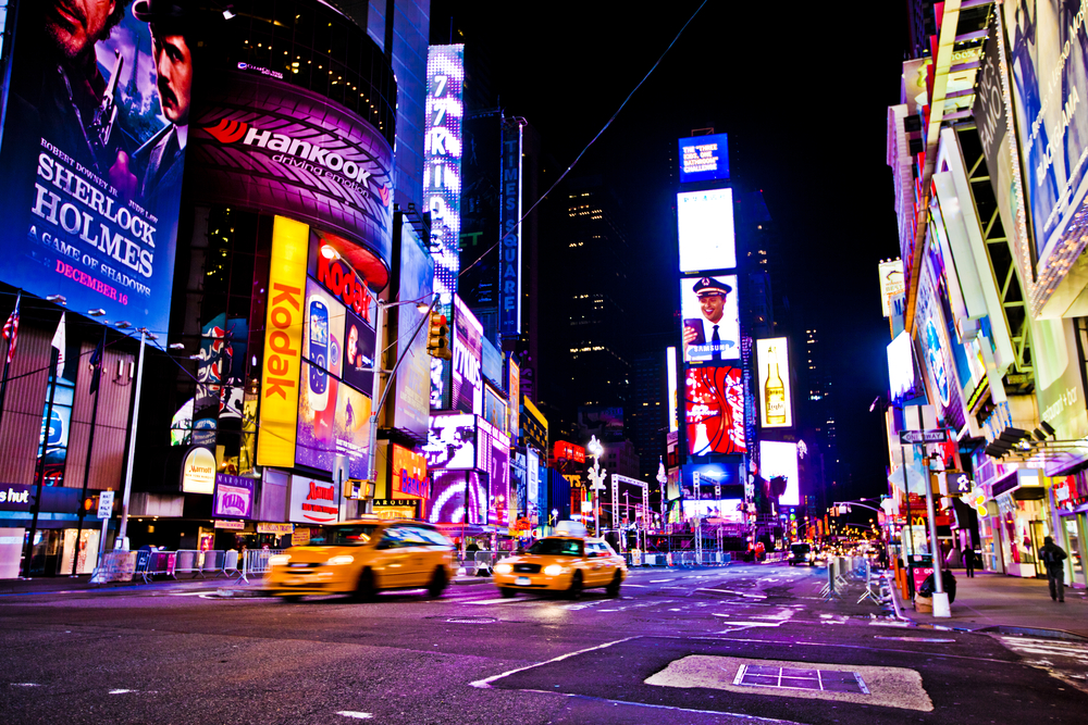 Iot smart billboards pymnts internet of things tracker forget letters to santa smart billboards know what you want spiritdancerdesigns Image collections
