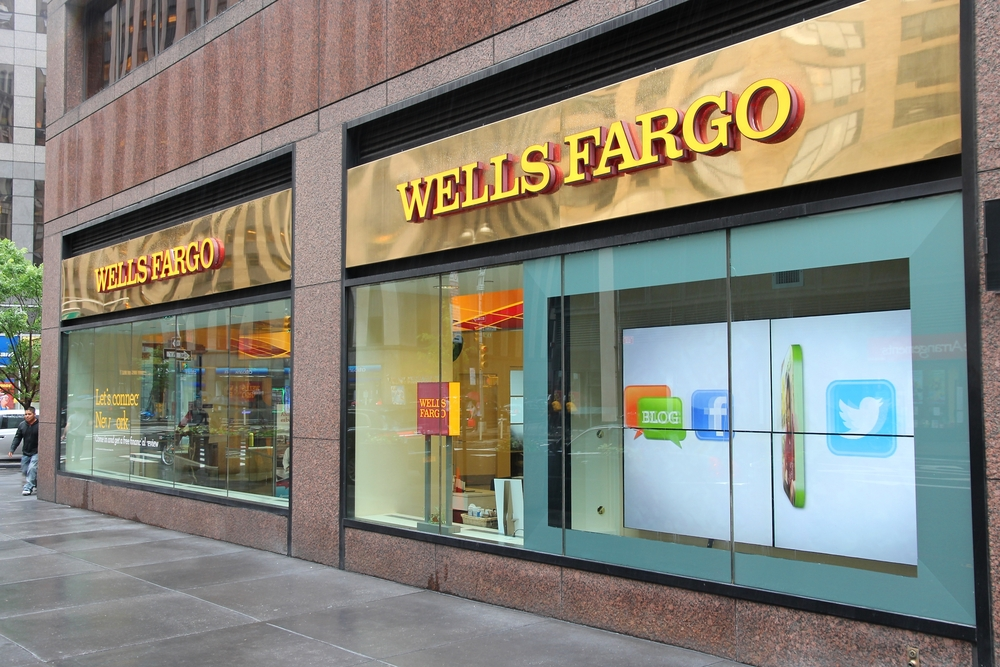 Wells Fargo Overbranched