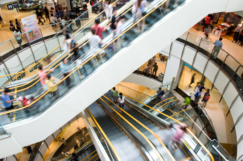target market of shopping mall Retail market analysis for development sites comparison shopping niche groups to better understand this market • did not want to target food related businesses.