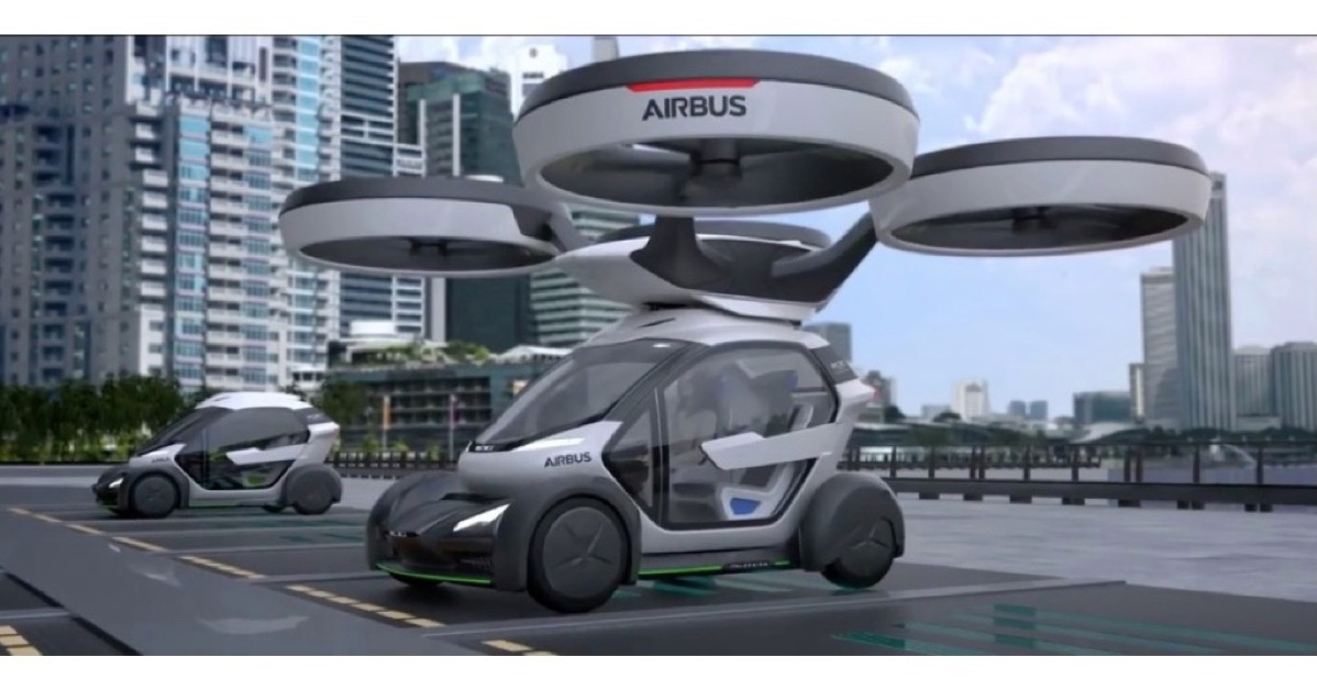Car Payments >> Weird Commerce: Airbus Takes Commuting Higher | PYMNTS.com