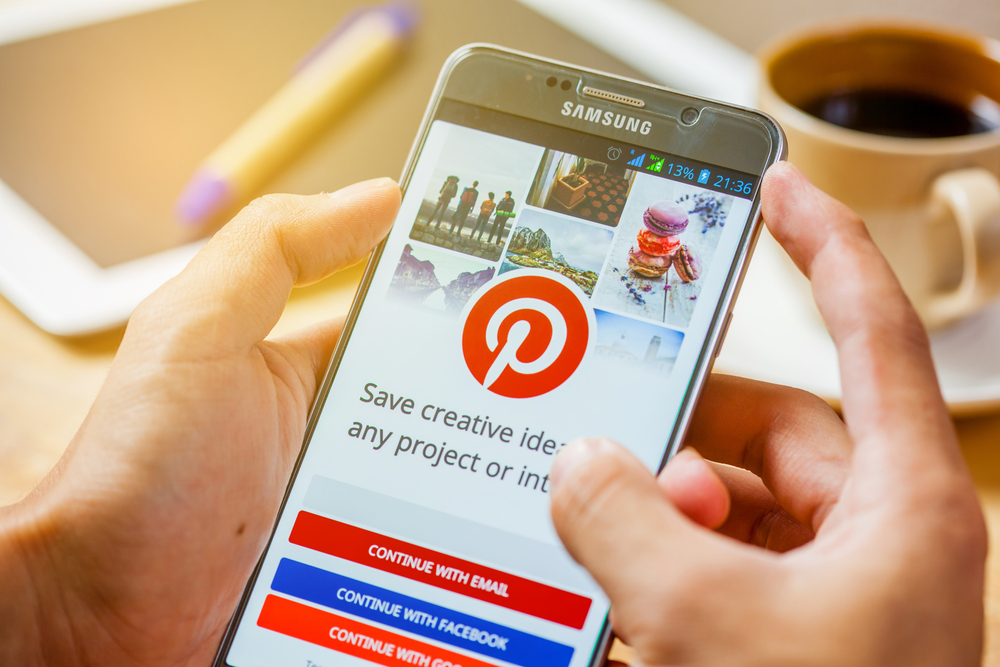 Pinterest Isn't A Social Network