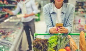grocery tracker whole foods customers