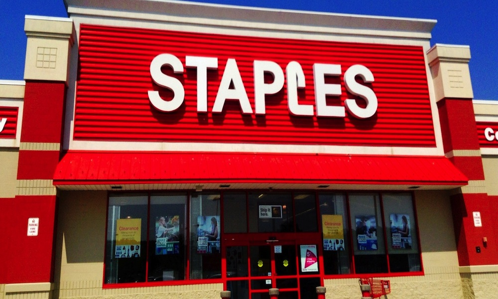 Staples Pivots Marketing Away From Retail | PYMNTS.com