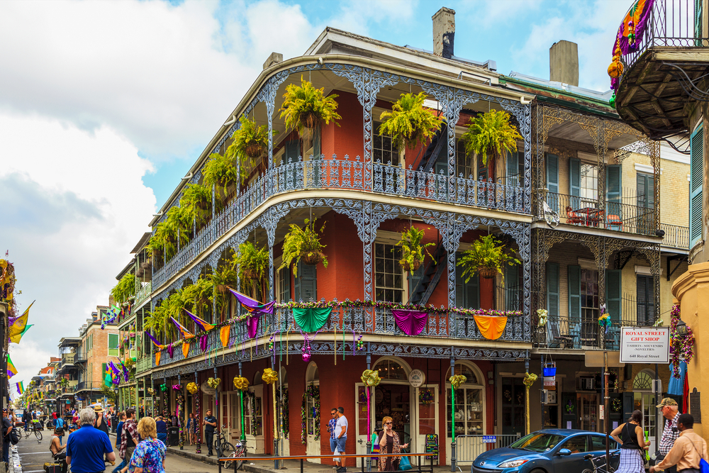 New Orleans travel health