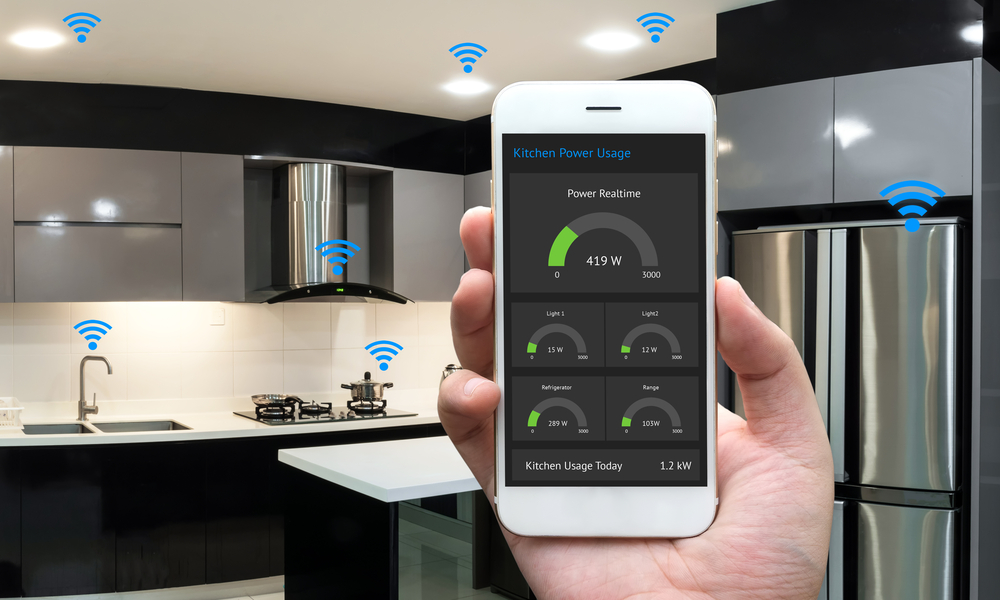 Iot Smart Appliances Amp Connected Homes Pymnts Com