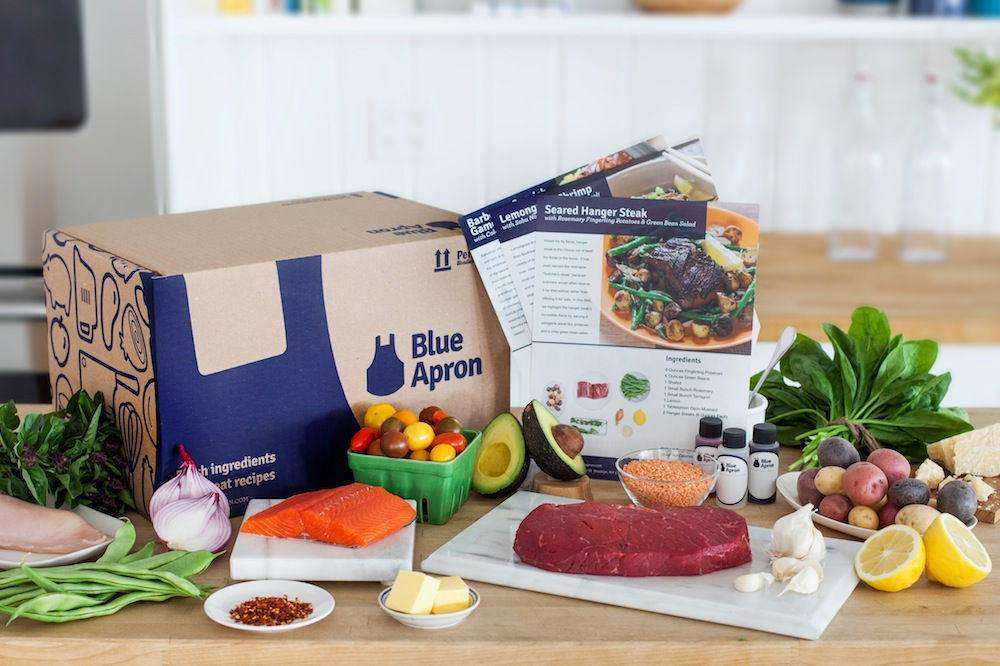 Trump's Blue Apron-style plan to replace food stamps savaged online