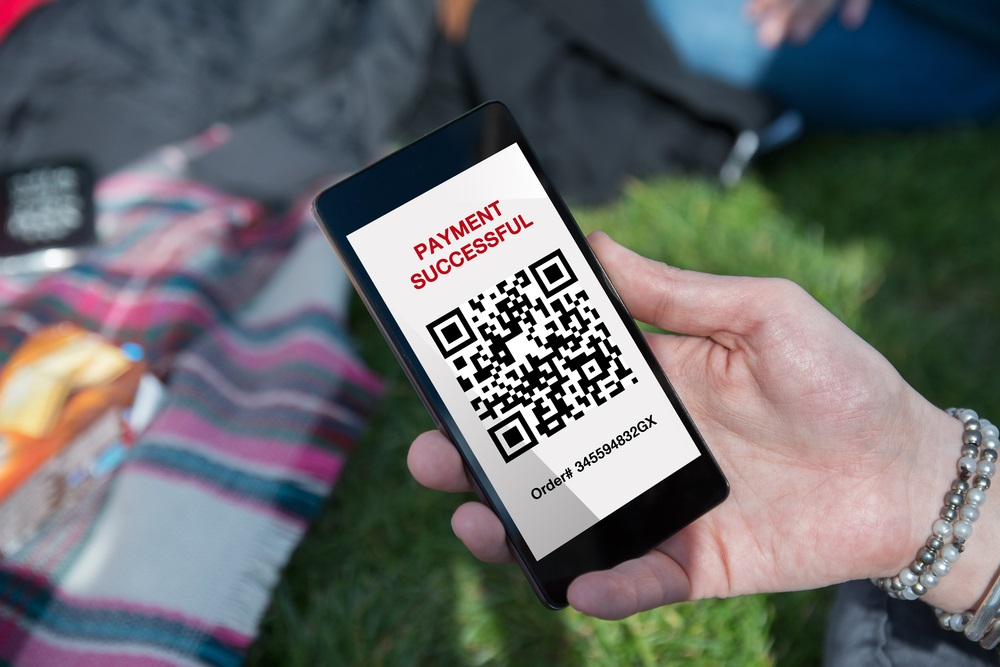 Qr codes a suddenly sizzling mobile payment pymnts colourmoves